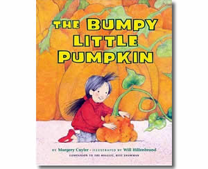 The Bumpy Little Pumpkin - Halloween Books for the Classroom