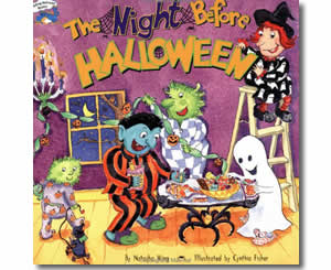 The Night Before Halloween- Halloween Books for Kids