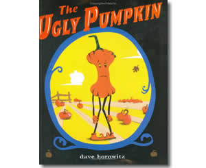 The Ugly Pumpkin - Halloween Books for Kids