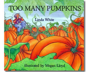 Too Many Pumpkins - Halloween Books for Kids