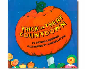 Trick or Treat Countdown - Halloween Books for Kids
