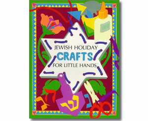 Jewish Holiday Crafts for Little Hands - Hanukkah Crafts and Activities for Kids
