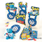 Hanukkah Party Games Activity Totes