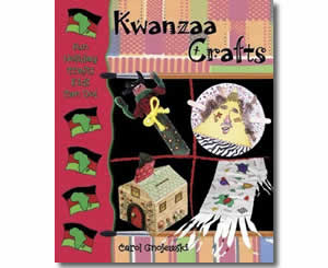 Kwanzaa Crafts (Fun Holiday Crafts Kids Can Do) - Kwanzaa Crafts and Activities for Kids