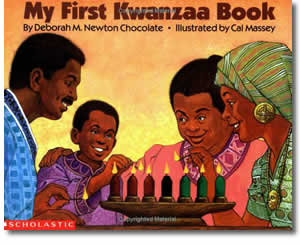 My First Kwanza Book - Kwanzaa Books for Kids