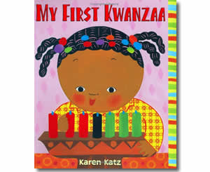 My First Kwanzaa - Kwanzaa Books for Kids