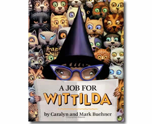 A Job for Wittilda - Community Helper Labor Day Books for Kids