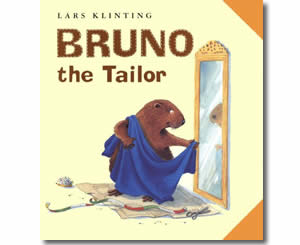 Bruno the Tailor - Community Helper Labor Day Books for Kids