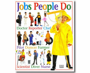 Jobs People Do - Community Helper Labor Day Books for Kids