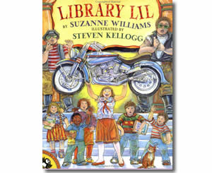 Library Lil - Community Helper Labor Day Books for Kids
