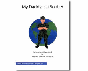 My Daddy is a Soldier - Community Helper Labor Day Books for Kids