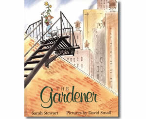 The Gardener - Community Helper Labor Day Books for Kids