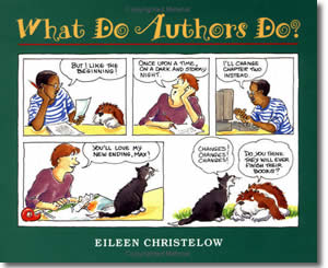 What Do Authors Do - Community Helper Labor Day Books for Kids