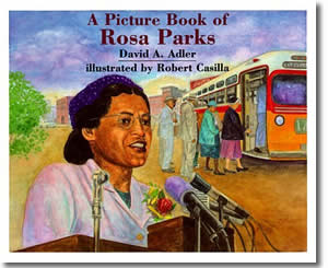 A Picture Book of Rosa Parks  - Dr. Martin Luther King, Jr. Day Books for Kids