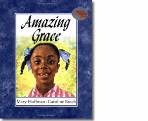 Amazing Grace - Dr. Martin Luther King, Jr. Day Books for Kids
