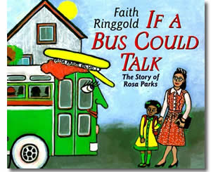If a Bus Could Talk - The Story of Rosa Parks  - Dr. Martin Luther King, Jr. Day Books for Kids