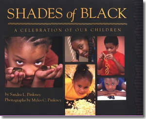 Shades Of Black - Dr. Martin Luther King, Jr. Day Books for Kids
