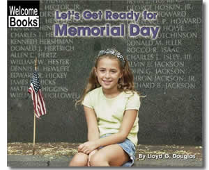 Let's Get Ready for Memorial Day - Memorial Day Books for Kids