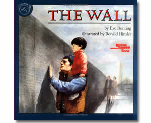 The Wall - Memorial Day Books for Kids