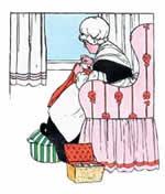 The Old Woman of Leeds - Mother Goose Nursery Rhymes