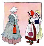 Polly and Sukey - Mother Goose Nursery Rhymes