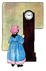 The Clock - Mother Goose