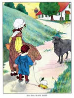 Baa Baa Black Sheep - Mother Goose