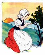 The First of May  - Mother Goose