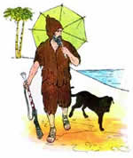 Poor Old Robinson Crusoe - Mother Goose