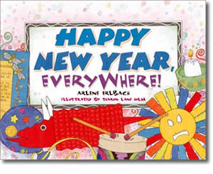 Happy New Year's Everywhere - New Year Books for Kids