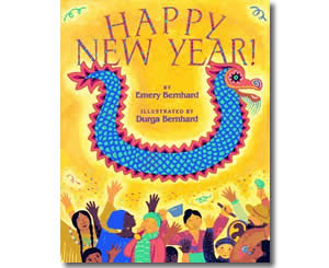 Happy New Year - New Year Books for Kids