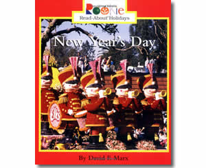 New Year Day - New Year Books for Kids
