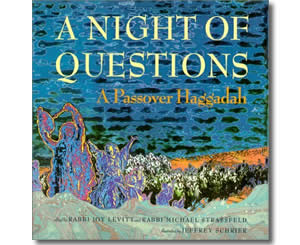 A Night of Questions: A Passover Haggadah - Jewish Passover Books for Kids