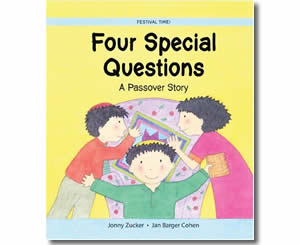Four Special Questions : A Passover Story - Jewish Passover Books for Kids