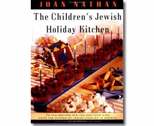 The Children's Jewish Holiday Kitchen : 70 Fun Recipes for You and Your Kids, from the Author of Jewish Cooking in America - Religious Jewish Passover Crafts for Kids