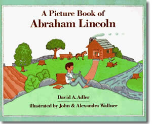 A Picture Book of Abraham Lincoln - Presidents Day Books for Kids