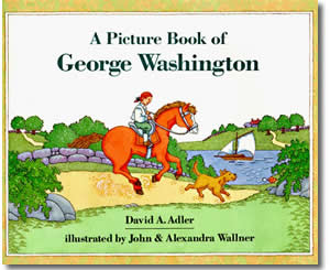 A Picture Book of George Washington - Presidents Day Books for Kids
