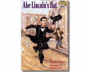 Abe Lincoln's Hat - Presidents Day Books for Kids