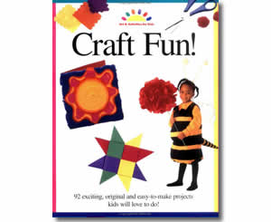 Craft Fun- Spring Crafts and Activities for Kids