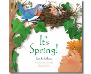 It's Spring! - Spring Books for Kids