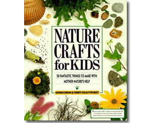 Nature Crafts for Kids  - Spring Crafts and Activities for Kids