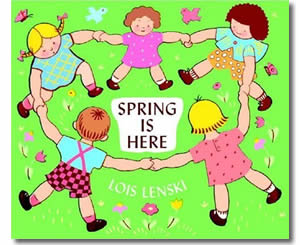 Spring is Here  - Spring Books for Kids