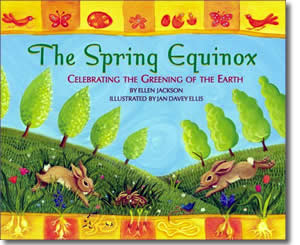 The Spring Equinox - Spring Books for Kids