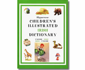 Children's Illustrated Irish-English Dictionary - Patrick's Day Books for Kids