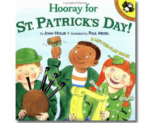 Hooray for St. Patrick's Day! - Patrick's Day Books for Kids