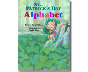 St. Patrick's Day Alphabet - Patrick's Day Books for Kids