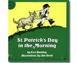 St. Patrick's Day in the Morning - Patrick's Day Books for Kids