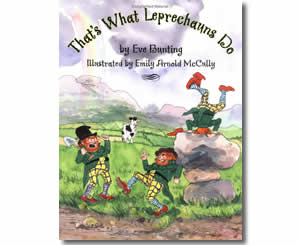 That's What Leprechauns Do - Patrick's Day Books for Kids
