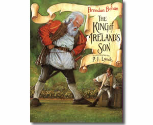 The King of Ireland's Son - Patrick's Day Books for Kids