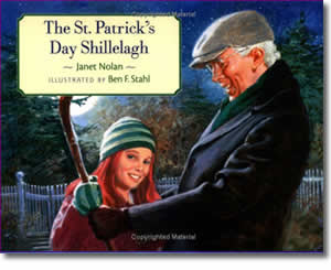 The St. Patrick's Day Shillelagh - Patrick's Day Books for Kids